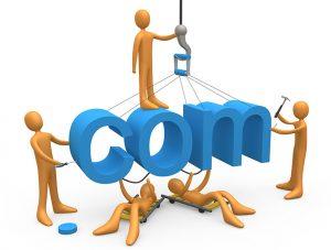 Регистрация домена .com дешево